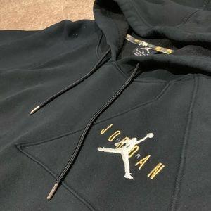 Air Jordan Golden Moments package hoodie.